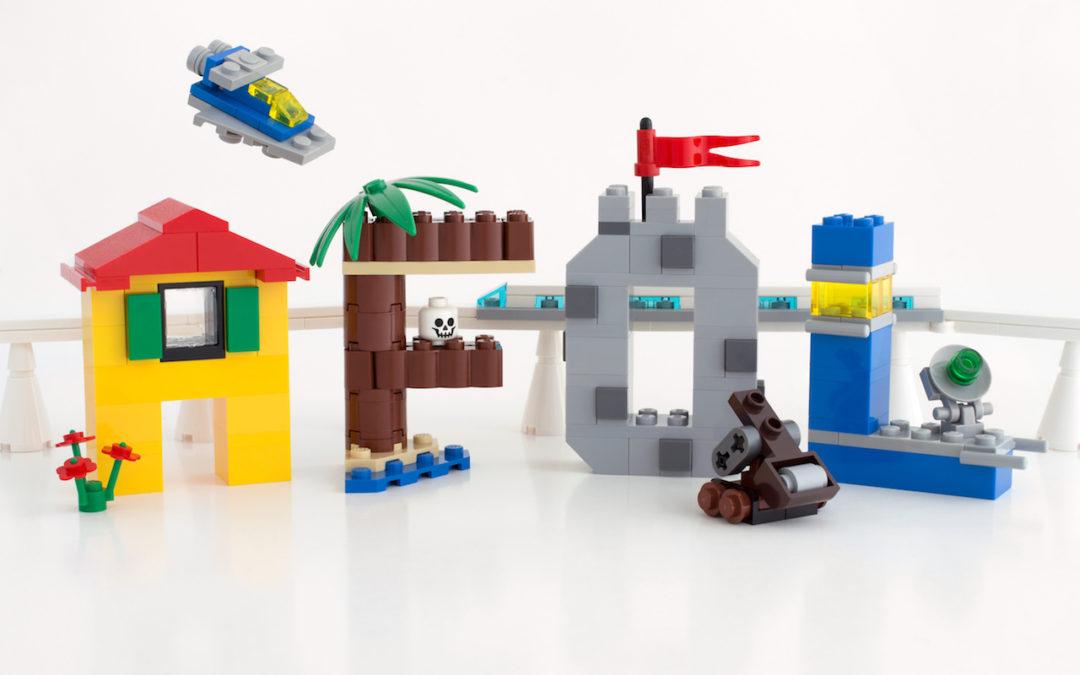 List of LEGO Abbreviations