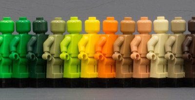Paul's Parts – Introduction to Monochrome Minifigures