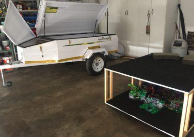 LEGO transporting logistics