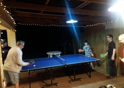 Table Tennis championships taking place