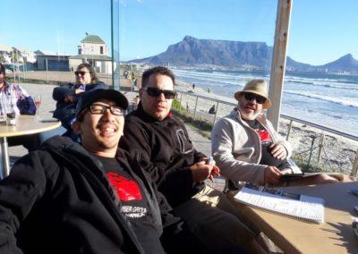 Maestros On The Beach
