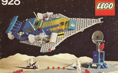 What are your Classic Space LEGO sets worth?