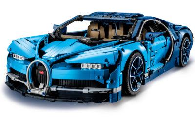 Discover the Bugatti Chiron!