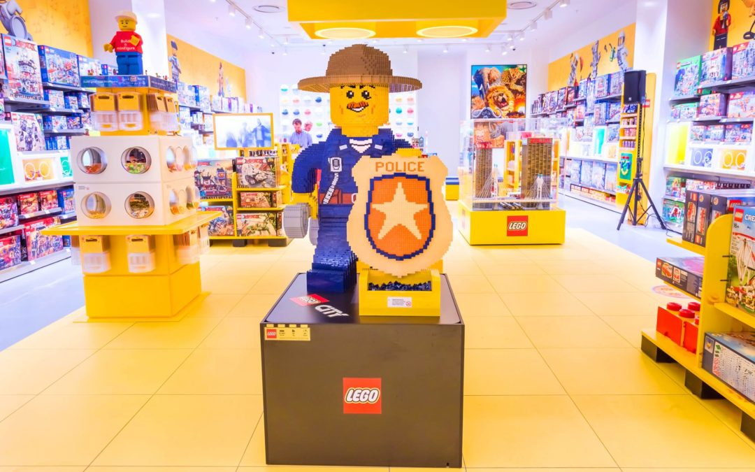LEGO Store Sandton Pick-a-Brick Elements