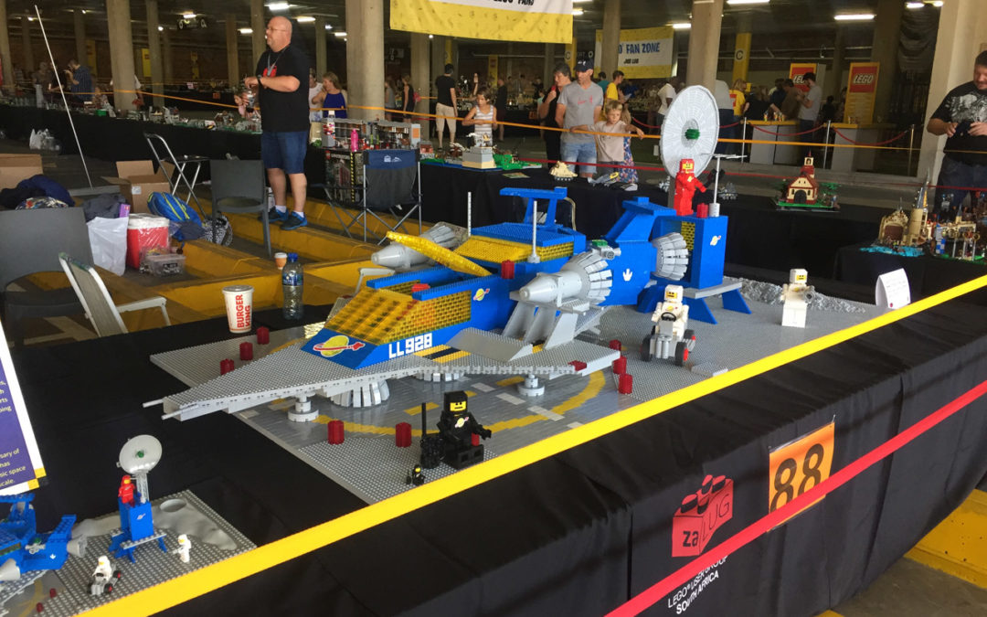 Brickfair Pretoria, 27 and 28 October 2018